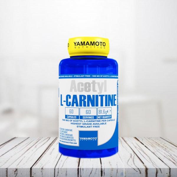 Acetyl L-CARNITINE 1000mg