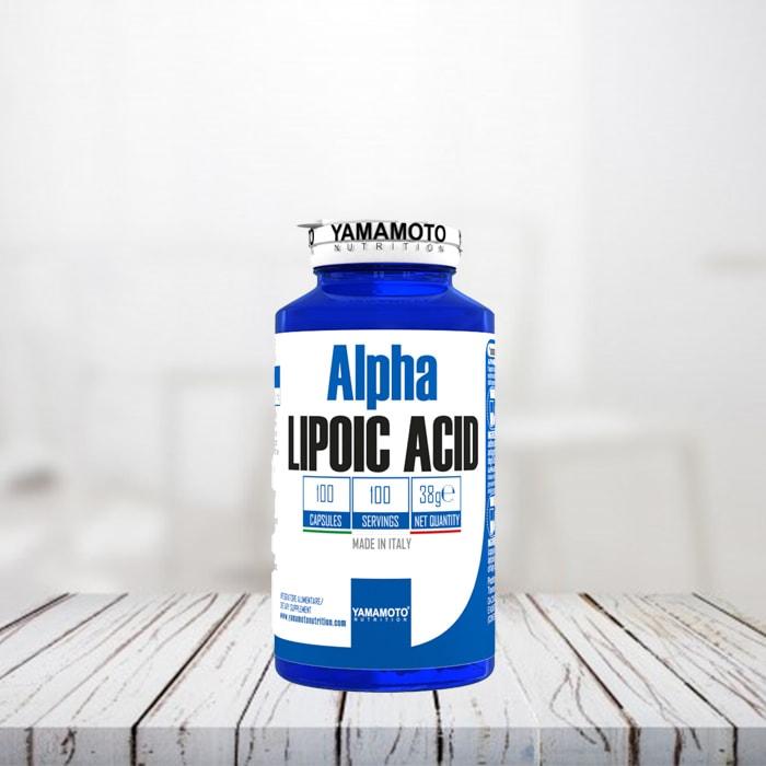 Acido alfa lipoico Yamamoto