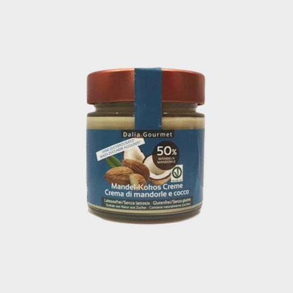 Crema di Mandorle e Cocco Dalia Gourmet