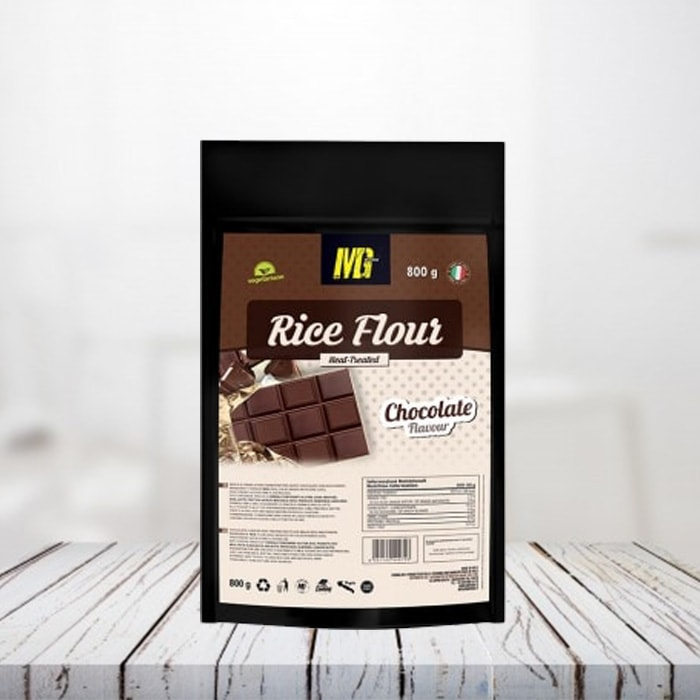 farina di riso micronizzata