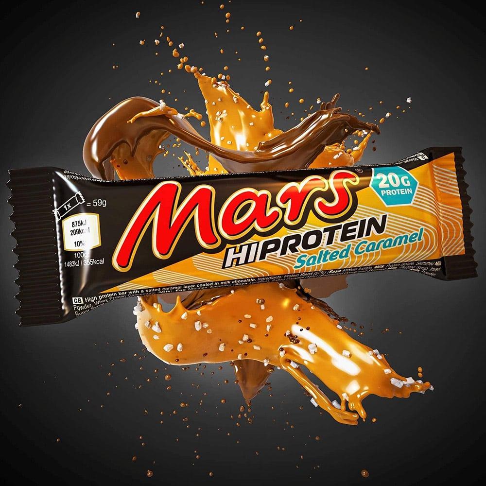NEW Mars Hi Protein