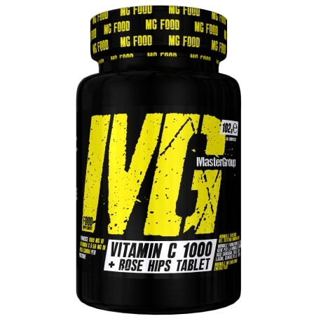 VitaminaC 1000 + 50mg Rosa Canina