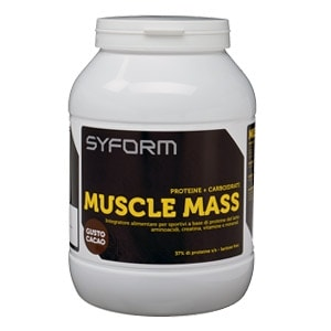 Muscle Mass 1,2 Kg