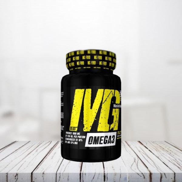 Omega 3 Mg Food