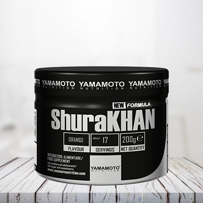 ShuraKHAN® 200 grammi - Arancia
