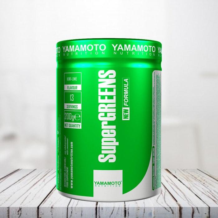 Super Greens Yamamoto