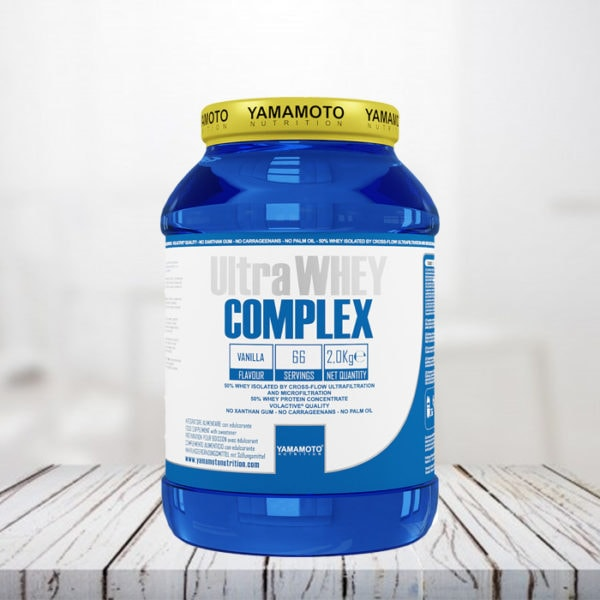 Ultra Whey COMPLEX® 2000 grammi