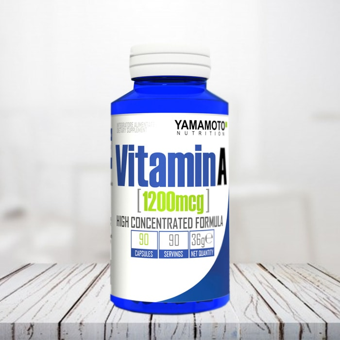 Vitamina A Yamamoto