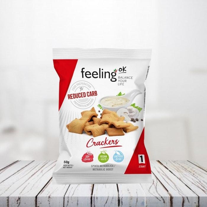 Crackers Feeling Ok
