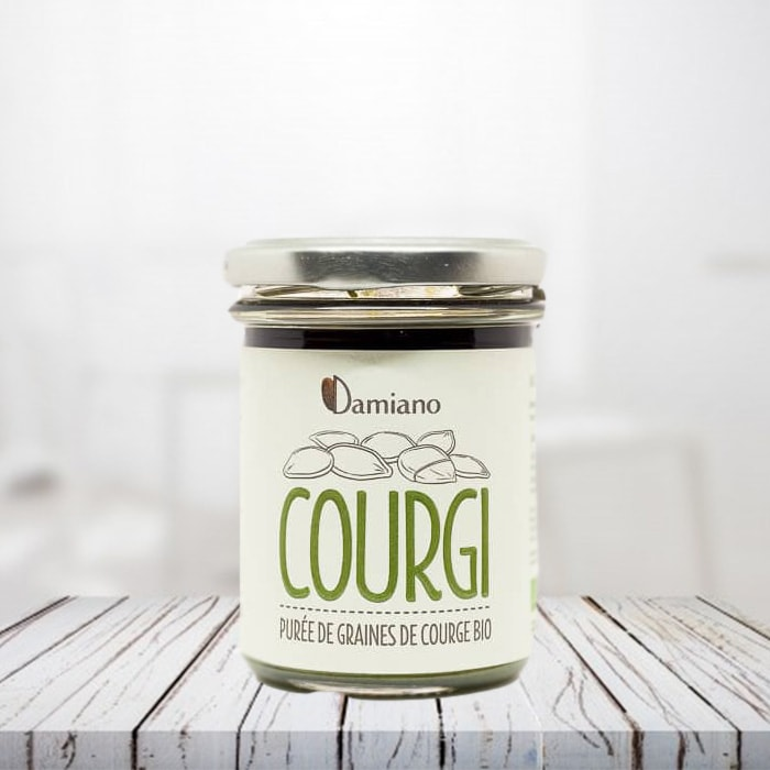 Crema di semi di zucca Damiano Organic