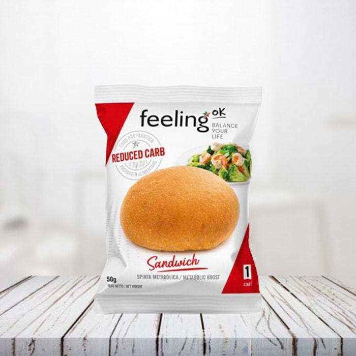 Sandwich Start 1 / Optimize