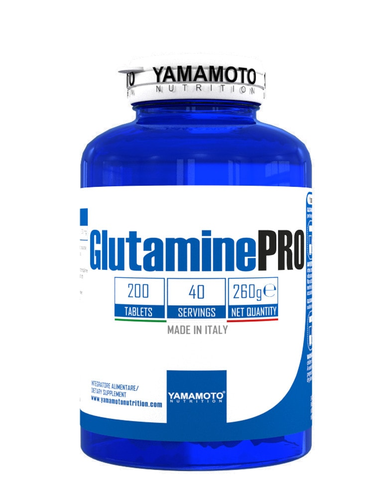 Glutamine pro Yamamoto 200 cps