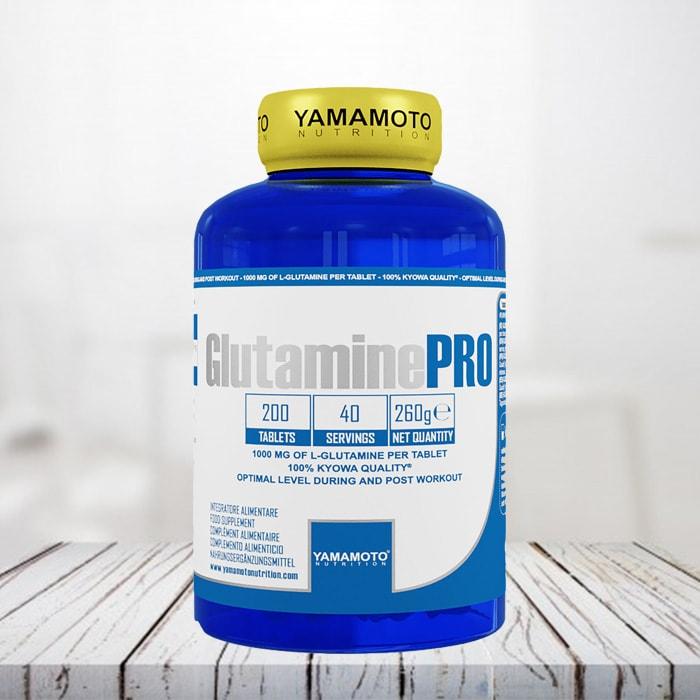Glutamine Pro Yamamoto