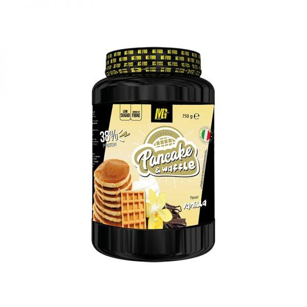 pancake e waffle 38% protein mg food