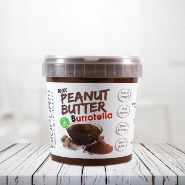 Peanut Butter Burrotella