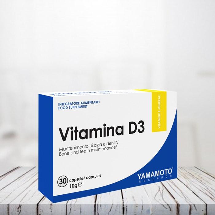Vitamina d3 Yamamoto