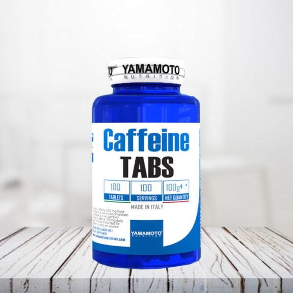 caffeine tabs yamamoto