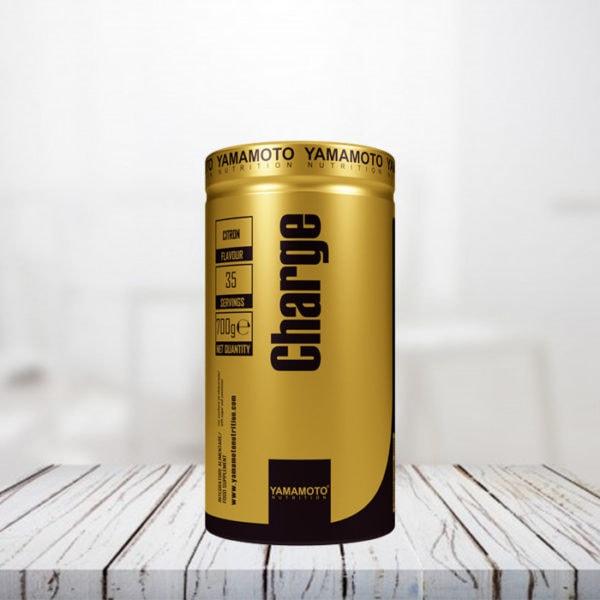 Charge Yamamoto Nutrition