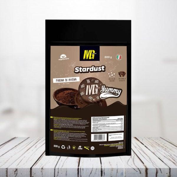 Mg Food Yummy Line Farina D'avena Micronizzata Polvere Di Stelle