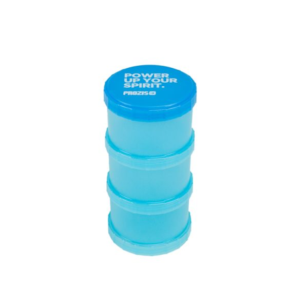 Contenitore per Polvere Power Up Your Spirit 3x180ml