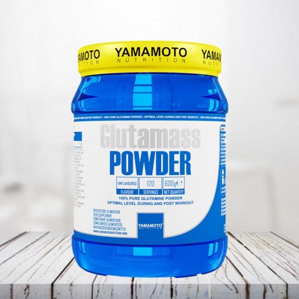 Glutamass Powder Yamamoto Nutrition