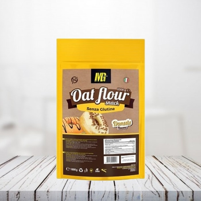 Farina D'avena Micronizzata Senza Glutine