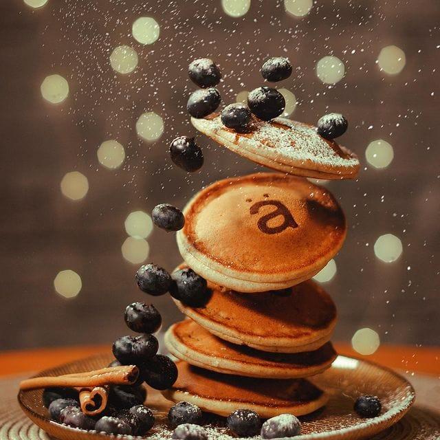 a nano pancake