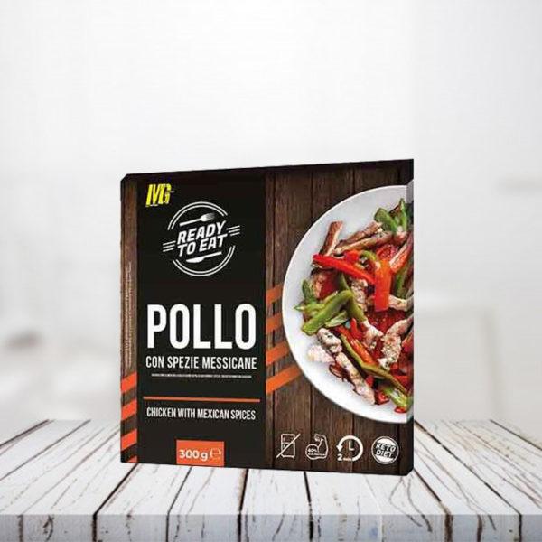 Ready To Eat - Pollo Con Spezie Messicane