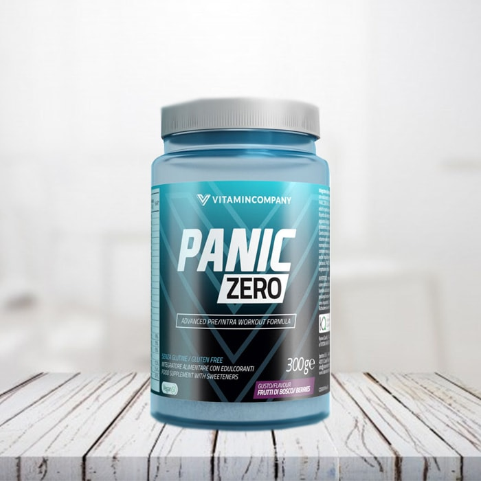 Panic Zero Vitamin Company