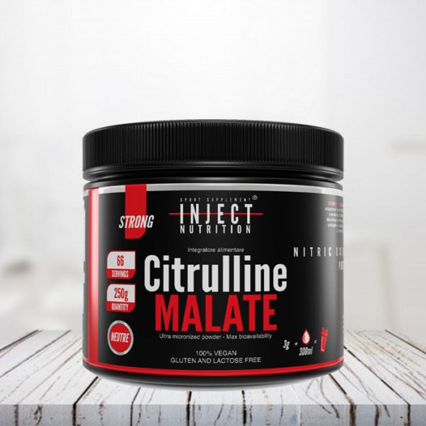 Citrulline Malate Inject Nutrition