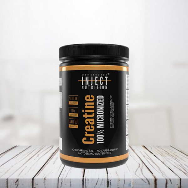 Creatine 500 gr Inject Nutrition