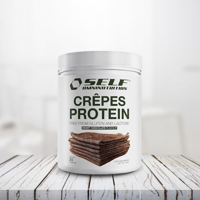 Crepes protein Self Omninutrition