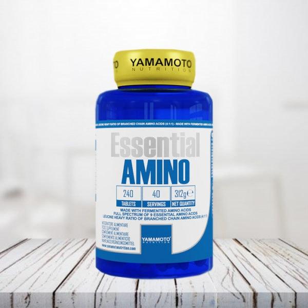 Essential Amino Compresse