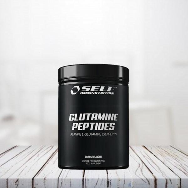 Self Glutamine Peptides Self