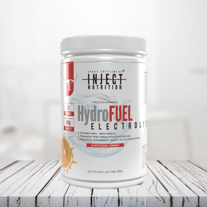 Hydro Fuel Inject Nutrition