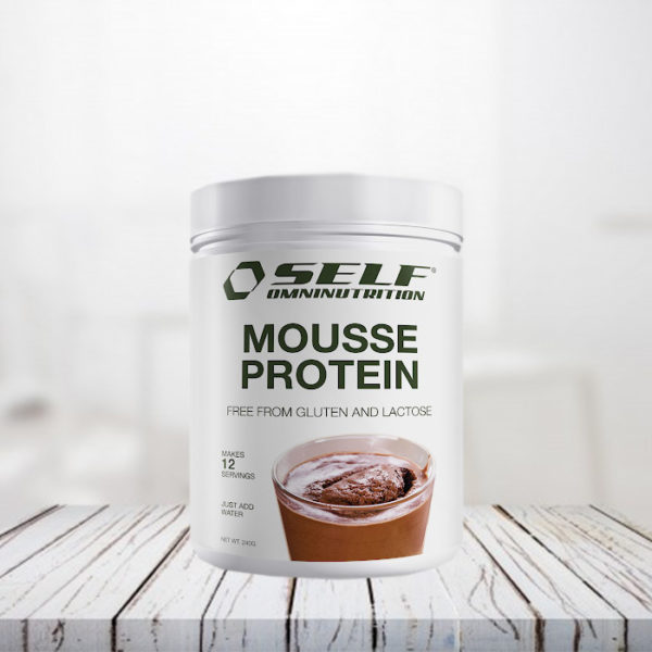Mousse Protein self