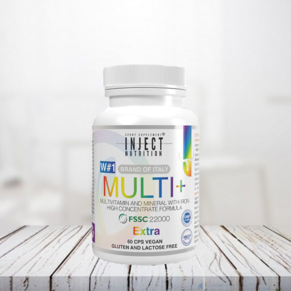 Multi + Inject Nutrition