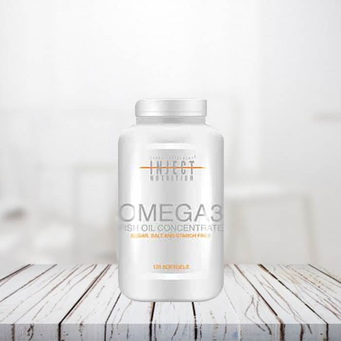Omega 3 - Inject Nutrition