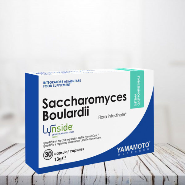 Saccharomyces Boulardii