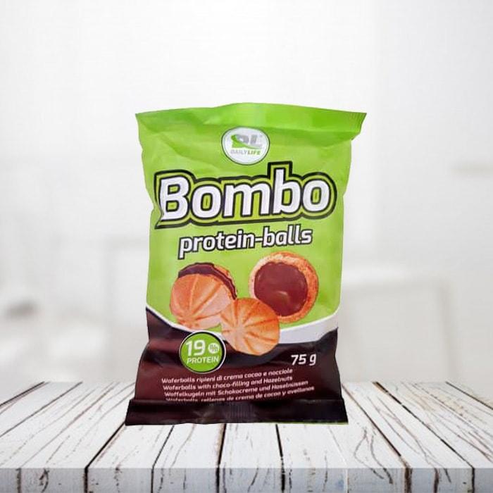 Bombo Protein Balls