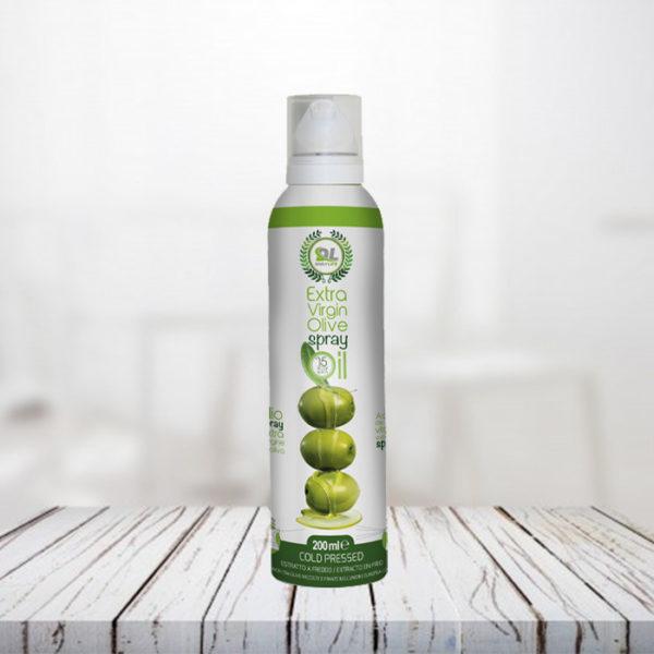 Olio extra vergine di oliva Spray