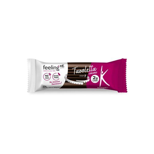 Tavoletta cacao Feeling ok