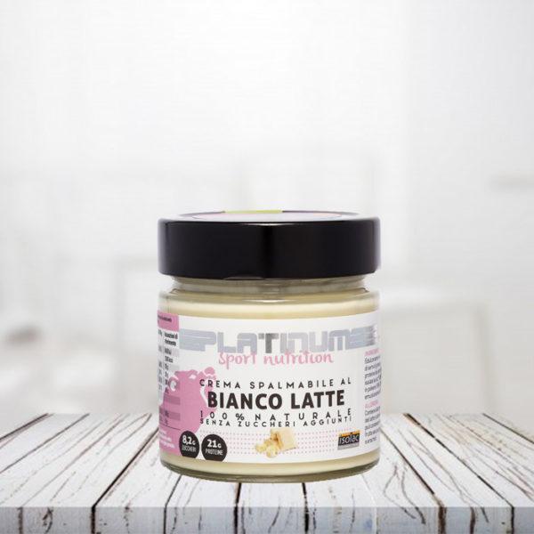 Crema Spalmabile 250g - Cioccolato Bianco Platinum