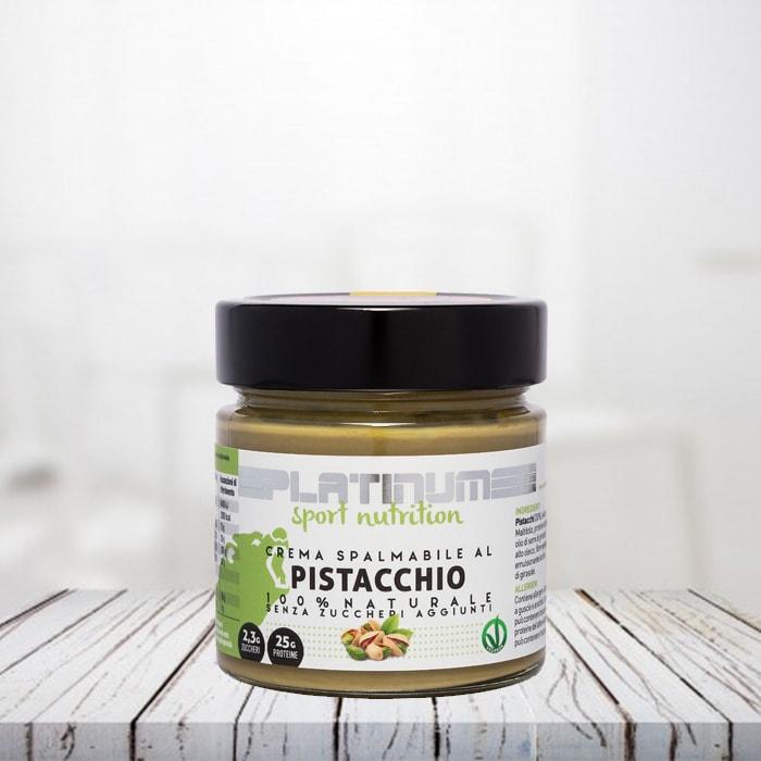 Crema spalmabile Vegan 250g - Pistacchio