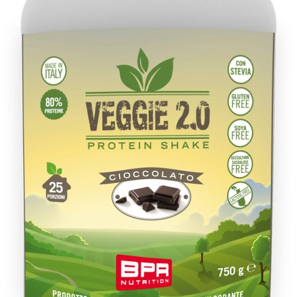 Veggie-2.0 Bpr