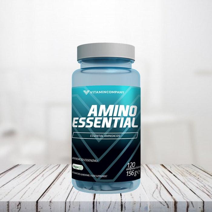 Amino Essential Vitamin center