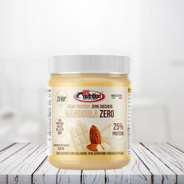 crema mandorla zero pro nutrition