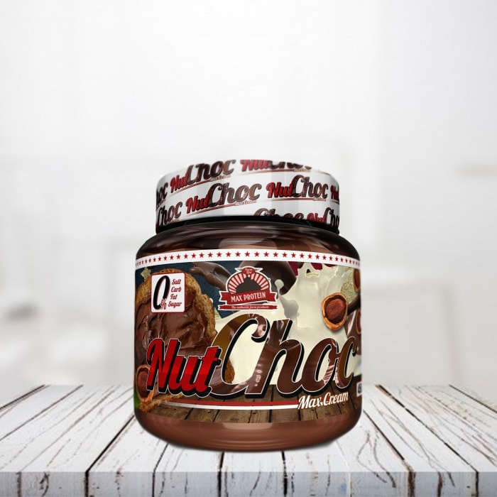Nut Choc Max Protein
