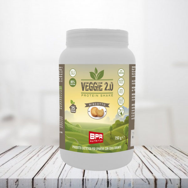 Veggie 2.0 Protein Shake