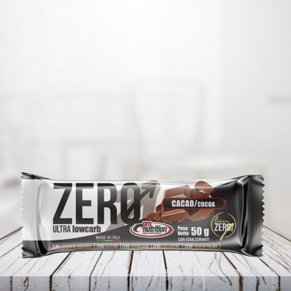 Zero Bar Pro Nutrition